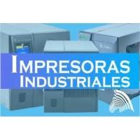Impresoras de etiquetas industriales de alto volumen