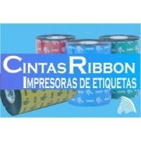CINTAS/RIBBONS IMPRESORA DE ETIQUETAS