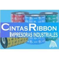CINTA RIBBON PARA IMPRESORAS DE ETIQUETAS INDUSTRIALES