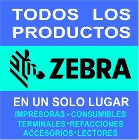 Todos los productos de Zebra Technologies en un solo lugar